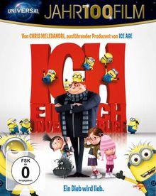 Ich - Einfach unverbesserlich - Jahr100Film [Blu-ray]