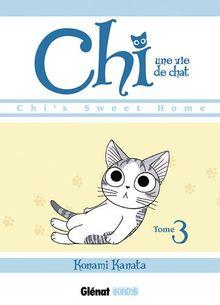Chi, une vie de chat, Tome 3 :