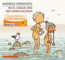 Rico, Oskar und der Diebstahlstein: : 5 CDs: Ungekürzte Lesung