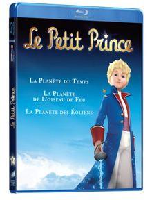 Coffret le petit prince : la planète du temps ; la planète de l'oiseau de feu ; la planète de la musique [Blu-ray] [FR Import]