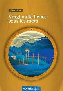 vingt mille lieues sous les mers (coll. classiques)