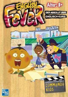 English Fever - Commando Kids