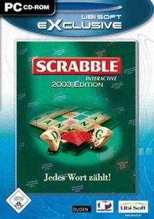 Scrabble 2003 [UbiSoft eXclusive]