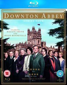 Downton Abbey - Season 4 [Blu-ray] [UK Import]