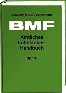 Amtliches Lohnsteuer-Handbuch 2017