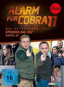 Alarm für Cobra 11 - Staffel 43 [2 DVDs]