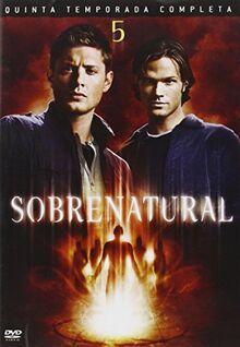 Sobrenatural (Supernatural) - Quinta Temporada (Import Dvd) (Keine Deutsche Sprache) (2011) Alona Tal;