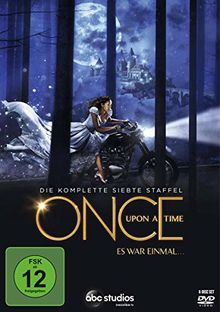 Once Upon a Time - Es war einmal ... Die komplette siebte Staffel [6 DVDs]