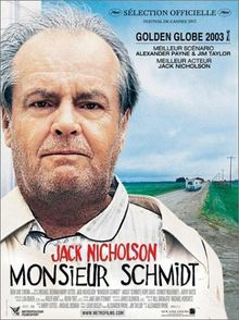 Monsieur Schmidt [FR Import]