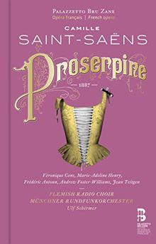 Saint-Saens: Proserpine 1887 (2 CD + Buch)