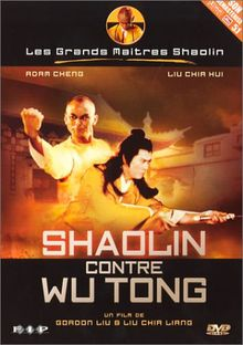 Shaolin contre Wu Tong [FR Import]