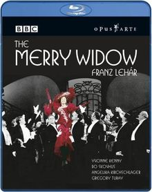 Franz Lehar - The Merry Widow [Blu-ray]