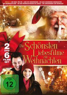 Die Schönsten Liebesfilme zu Weihnachten [2 DVDs]