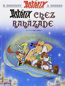 Asterix Chez Rahazade - Ren? Goscinny - Hardcover - French Edition 9782864970200