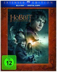 Der Hobbit: Eine unerwartete Reise - Extended Edition (3 Discs) [Blu-ray]