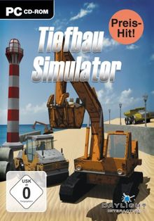 Tiefbau Simulator - [PC]