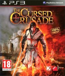 The Cursed Crusade PS3 FR
