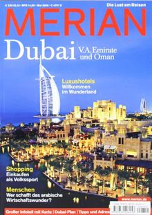 MERIAN Dubai V.A.Emirate und Oman (MERIAN Hefte)
