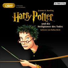 Harry Potter 7 und die Heiligtümer des Todes (mp3-CDs)