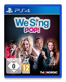 We Sing Pop! [PlayStation 4 ]