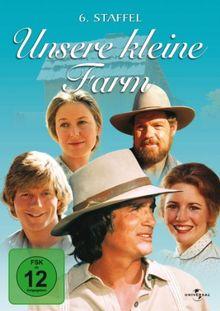 Unsere kleine Farm - 06. Staffel [6 DVDs]