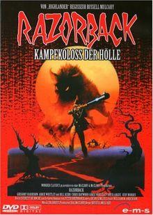 Razorback (2 DVDs)