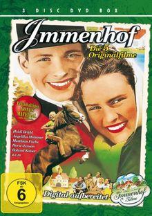 Immenhof - Die 5 Originalfilme auf 3 DVDs