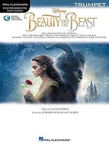 Beauty And The Beast: Trumpet (Hal Leonard Instrumental Play-along)