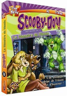Scooby doo le monstre du musée