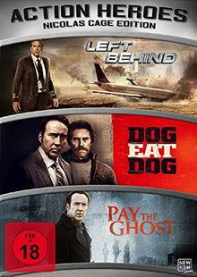 Action Heroes - Nicolas Cage Edition - Limited Edition [3 DVDs]