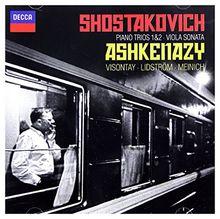 Piano Trios 1 & 2,Viola Sonata