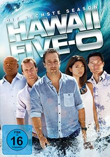 Hawaii Five-0 - Season 6 [6 DVDs]