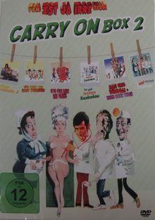 Ist ja irre - Carry On Box 2 [3 DVDs]