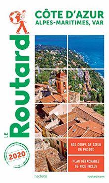 Guide du Routard Côte d'Azur 2020 (Le Routard)
