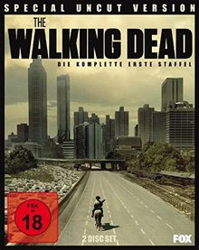 The Walking Dead - Die komplette erste Staffel - Uncut/Limited Special Edition [Blu-ray]