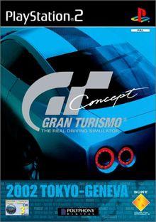 Gran Turismo Concept 2002 Tokyo-Geneva [FRANZOSICH] [collectif]