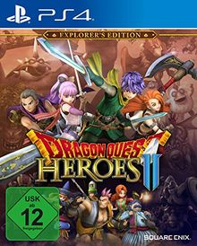 Dragon Quest Heroes 2 Explorer's Edition