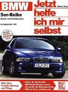 BMW 5er-Reihe (E 39): Benziner: 520i (150 PS), 523i (170 PS), 528i (193 PS), 535i (245 PS), 540i (286 PS). Diesel: 520d (136 PS), 525d (163 PS), 530d (184 PS) (Jetzt helfe ich mir selbst)