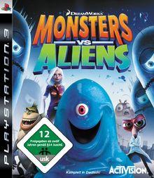 Monsters vs Aliens