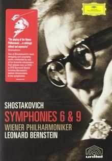 Schostakowitsch, Dimitri - Sinfonien 6 & 9