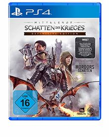 Mittelerde: Schatten des Krieges - Definitive Edition - [PlayStation 4]