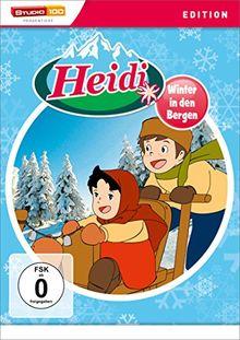 Heidi - Winter in den Bergen und andere Geschichten