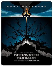 Deepwater Horizon - Steelbook [Blu-ray]