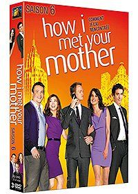 How I met your mother saison 6 [FR Import]
