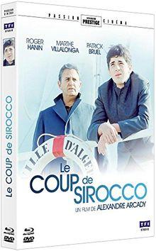 Le coup de sirocco [Blu-ray]