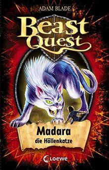 Beast Quest - Madara, die Höllenkatze: Band 40