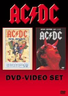 AC/DC - No Bull Live / Stiff Upper Lip [2 DVDs]
