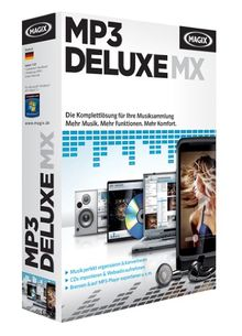 MAGIX MP3 deluxe MX (V.18)