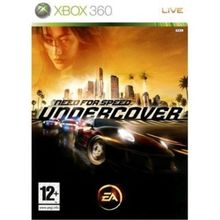 Need For Speed Undercover classic [FR Import]
