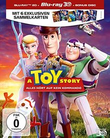 A Toy Story: Alles hört auf kein Kommando [Limitierte 3D Blu-ray]